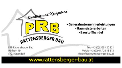 PRB Rattensberger Bau